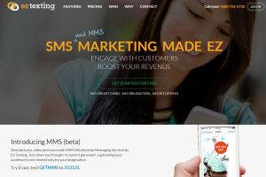 Ez texting - sms marketing made easy
