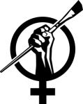 art plus feminism logo
