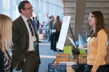 TechNow 2016 attendees networking