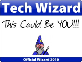 Tech Wizard - this could be you!